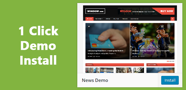 WindowMag - Responsive News / Magazine / Blog Theme - 7